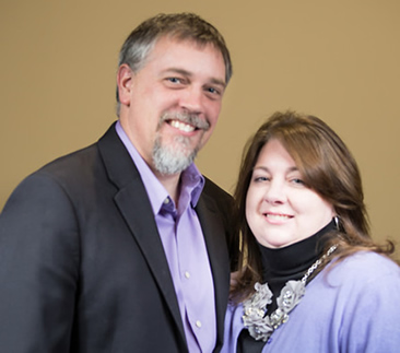 Kevin Shultz & his wife